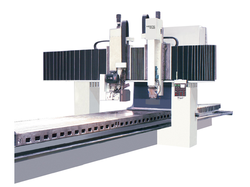 Gantry Rail Grinder